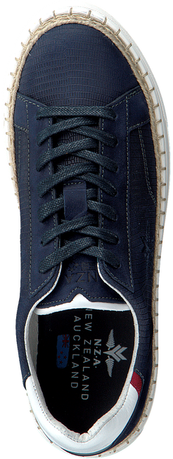 Blue NEW ZEALAND AUCKLAND Sneakers TAUPO II LIZARD - large