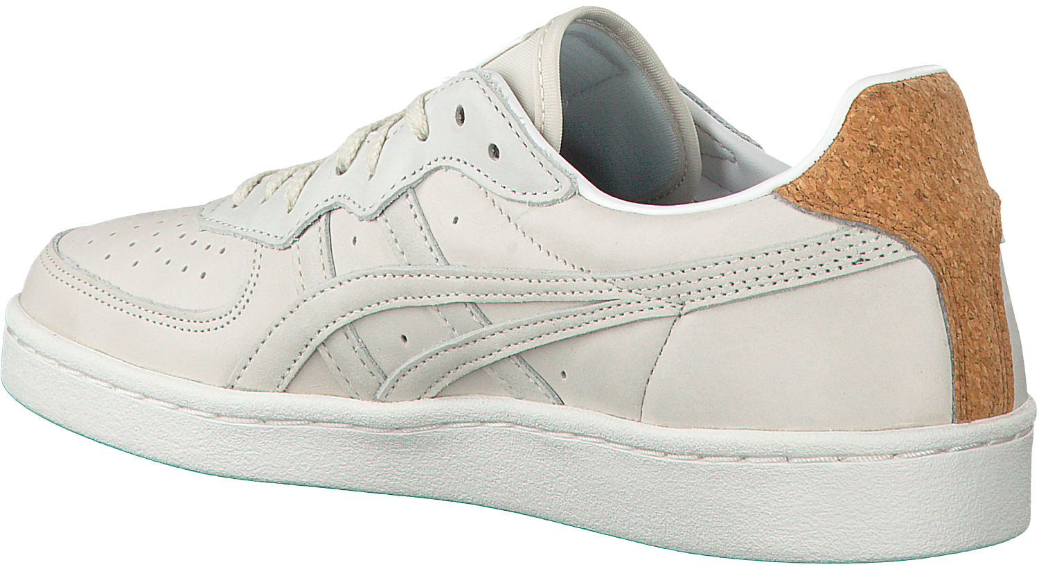 White ASICS TIGER Sneakers GSM MEN