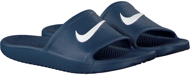 Blue NIKE Flip flops KAWA SHOWER (GS/PS)  - large