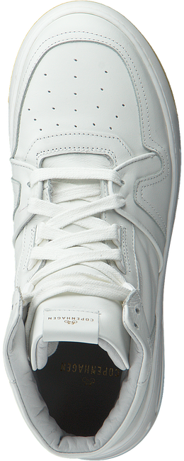 White COPENHAGEN FOOTWEAR High sneakers CPH406  - large