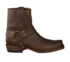 Brown SENDRA Cowboy boots 9077 - small