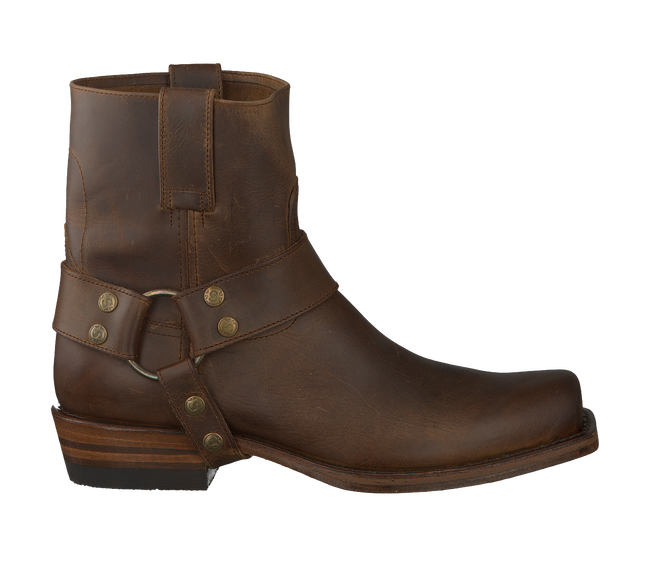 Brown SENDRA Cowboy boots 9077 - large