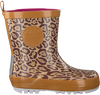 Brown SHOESME Rain boots RB9A092 - small