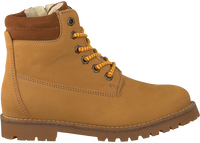 Yellow TON & TON Lace-up boots 4592N  - medium
