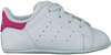 White ADIDAS Baby shoes STAN SMITH CRIB - small