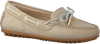 Beige SCAPA Moccasins 21/455CR  - small