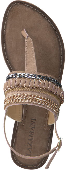 Beige LAZAMANI Sandals 33.630 - large