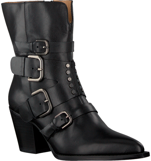 Black TORAL Booties 12553  - large