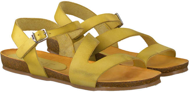 Yellow RED RAG Sandals 79208  - large