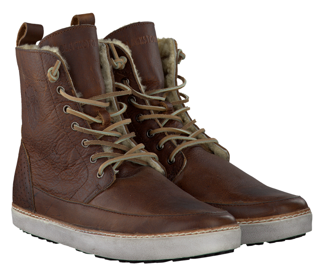 Brown BLACKSTONE Ankle boots AM32 - large