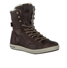 Brown BJORN BORG Ankle boots ADRIAN HIGH KIDS - small