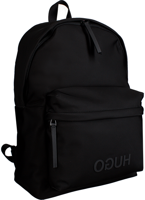 Black HUGO BOSS Backpack RECORD C BACKPACK - large