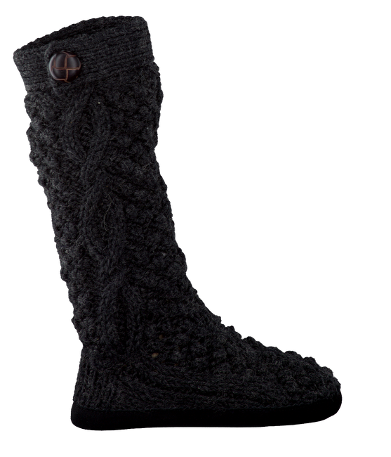 Grey RUBY BROWN Slippers 8824 - large