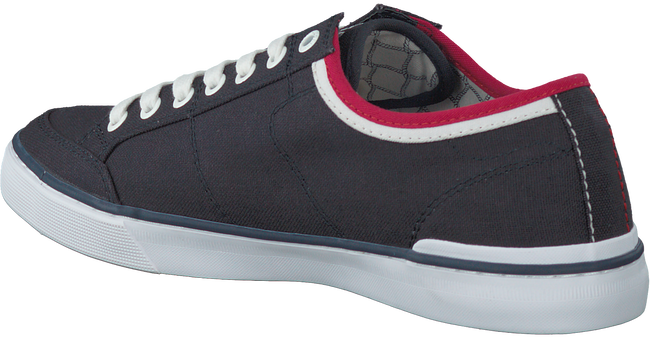 Blue TOMMY HILFIGER Sneakers CORE CORPORATE TEXTILE SNEAKER - large