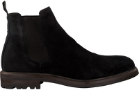 Black MAZZELTOV Chelsea boots 4146  - medium