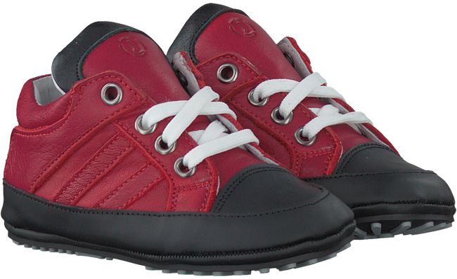 Red JOCHIE Baby shoes 16028 - large