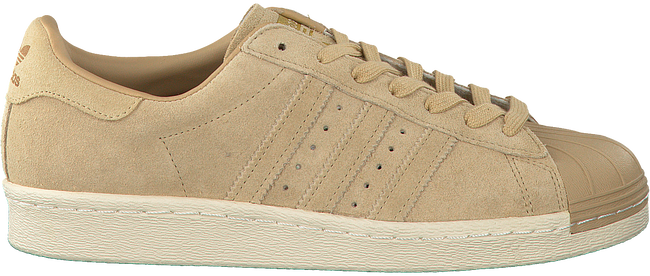 Beige ADIDAS Sneakers SUPERSTAR DAMES