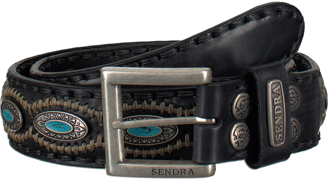 Black SENDRA Belt 7612 - large