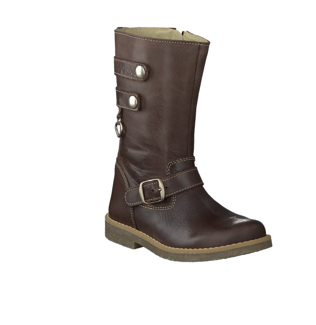 Brown OMODA High boots 4829 - large