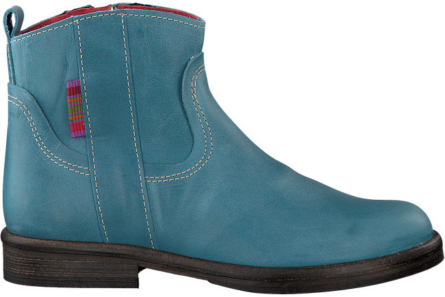 Blue KOEL4KIDS High boots ANNEMIJN - large