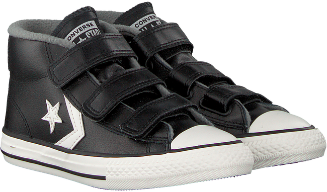 Black CONVERSE Sneakers STAR PLAYER 3V MID - large