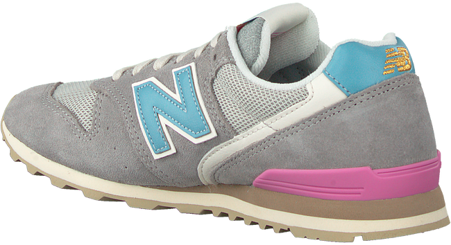 Grey NEW BALANCE Low sneakers WL996  - large