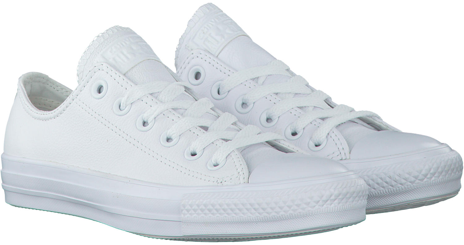 White CONVERSE Sneakers CT OX - Omoda.com