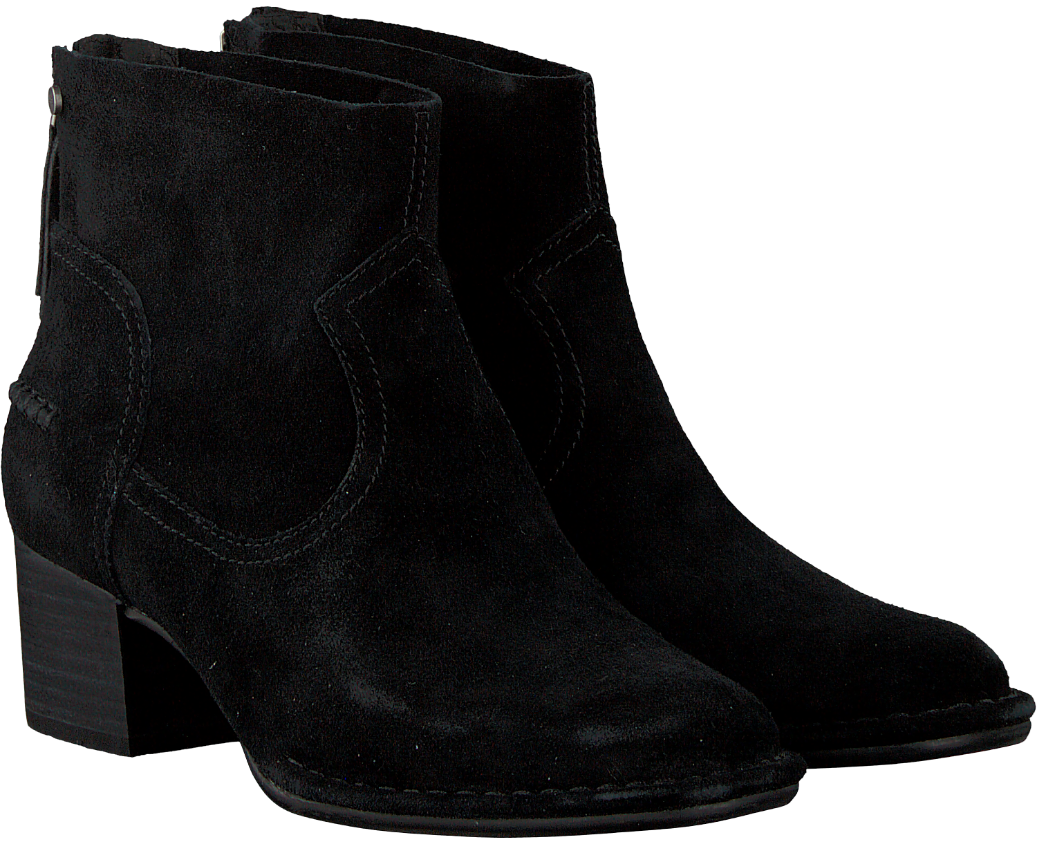 7fc9926dd5e Black UGG Booties BANDARA ANKLE BOOT - Omoda