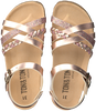 Rosé gold TON & TON Sandals OM10861 VEGAN  - small