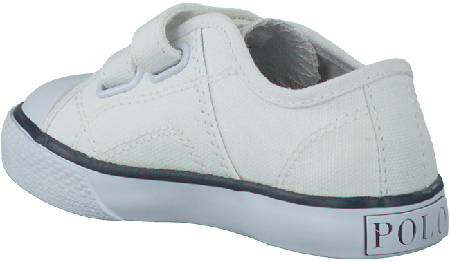 White POLO RALPH LAUREN Sneakers DYLAND EZ LAYETTE - large