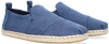 Blue TOMS Espadrilles DECONSTRUTED ALPARGATA M - small