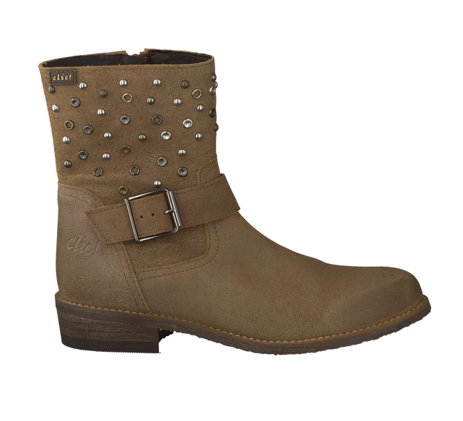 Camel CLIC! High boots CX8092 - large