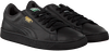 Black PUMA Sneakers BASKET CLASSIC MEN - small