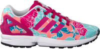 Pink ADIDAS Low sneakers ZX FLUX J  - medium