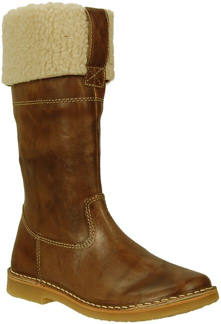 Brown RENATA High boots 11.053.01 - large
