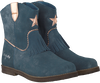 Blue VINGINO High boots MIA - small