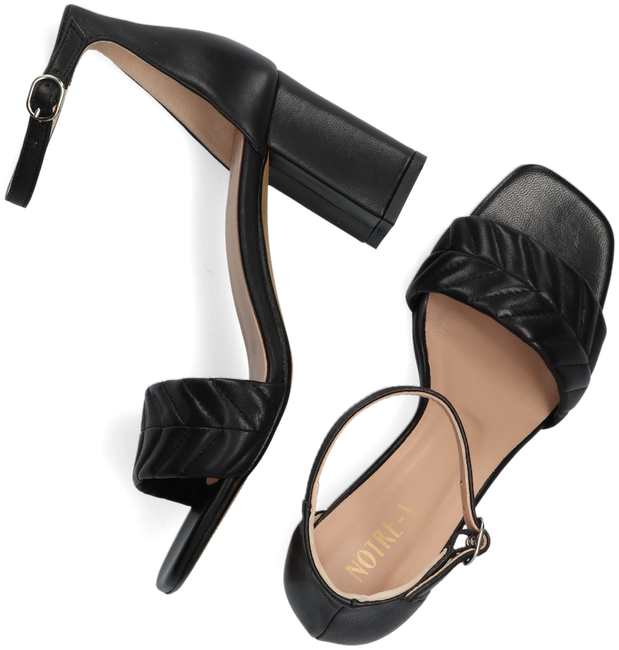 Black NOTRE-V Sandals 30319  - large