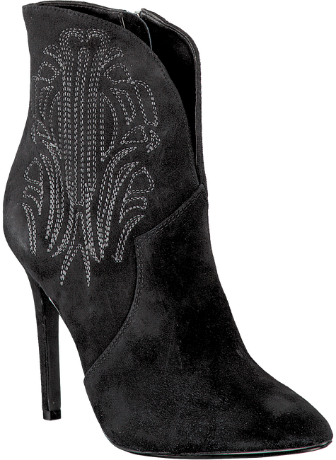 Black SUPERTRASH Booties CAMERON - large