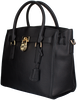 Black MICHAEL KORS Shoulder bag HAMILTON EW SATCHEL - small