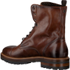 Brown GIORGIO Lace-up boots HE65338 - small
