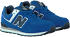 Blue NEW BALANCE Sneakers KL574 - small