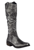 Silver GIGA High boots 2481 - small