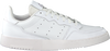 White ADIDAS Low sneakers SUPERCOURT J  - small