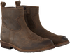 Brown CLIC! Booties 9277 - small
