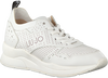 White LIU JO Sneakers KARLIE 14  - small