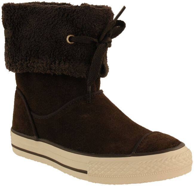 Brown CONVERSE Ankle boots CHUCK TAYLOR ANDOVER BOOT HI - large