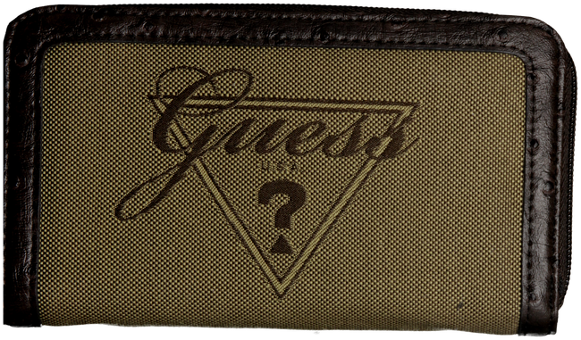 Brown GUESS Wallet 66430 - large