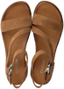 Cognac OMODA Sandals 740019  - small