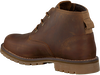 Brown TIMBERLAND Ankle boots LARCHMONT WP CHUKKA MED - small