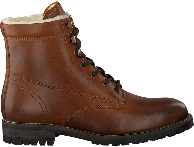 Cognac OMODA Lace-up boots 15 220 - large
